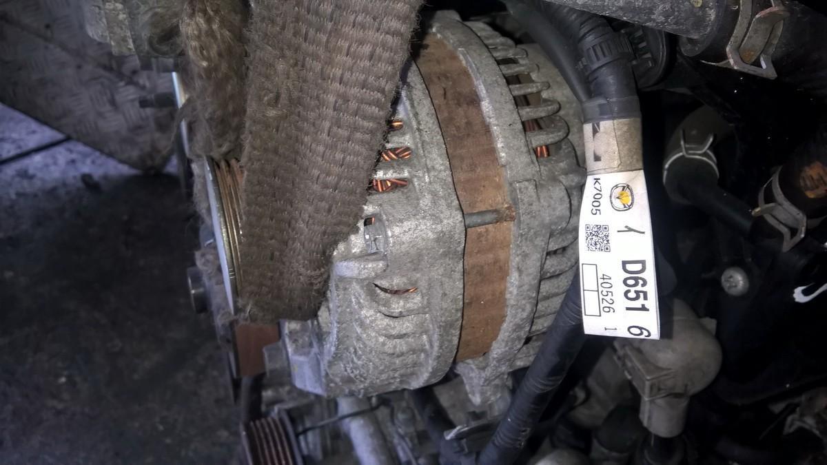 Mazda  2 Alternator