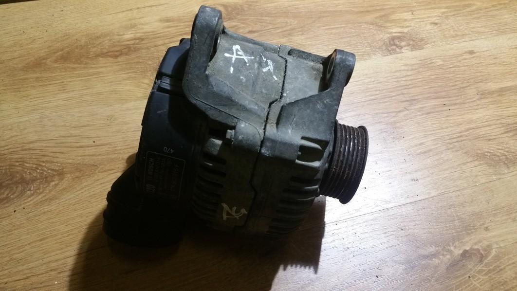 Generatorius 0123510014 078907015f Audi A4 2002 2.5