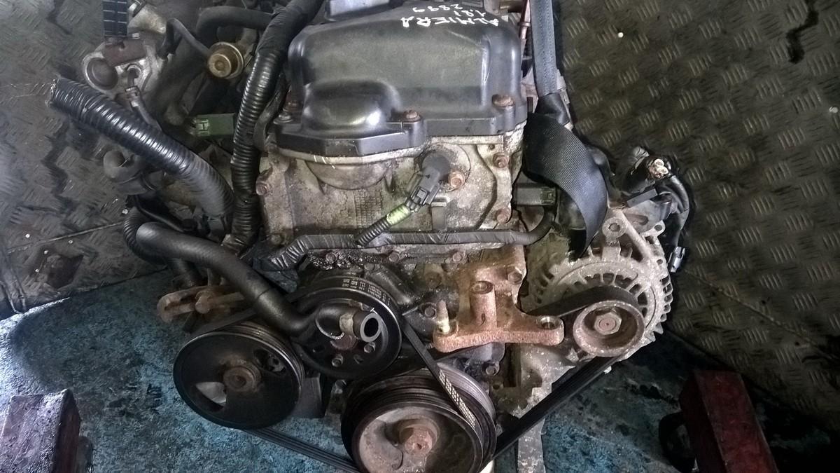 Qg18de Engine Nissan Almera 2000 18l 180eur Eis00129868 Used Iac Valve