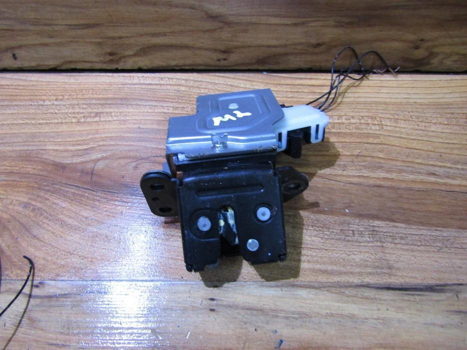 Замок багажника NENUSTATYTA nenustatyta Mazda 2 2003 1.4