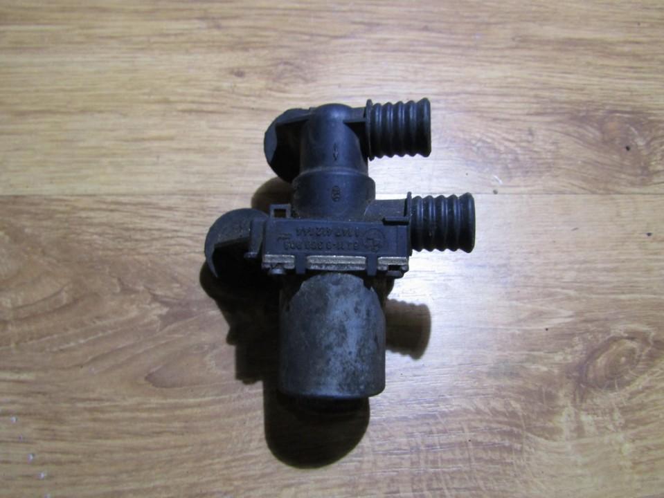 Tosolo peciuko voztuvai (vandens voztuvas) (kiausiniai) 1147412144 64.11-8369805 BMW X3 2004 3.0