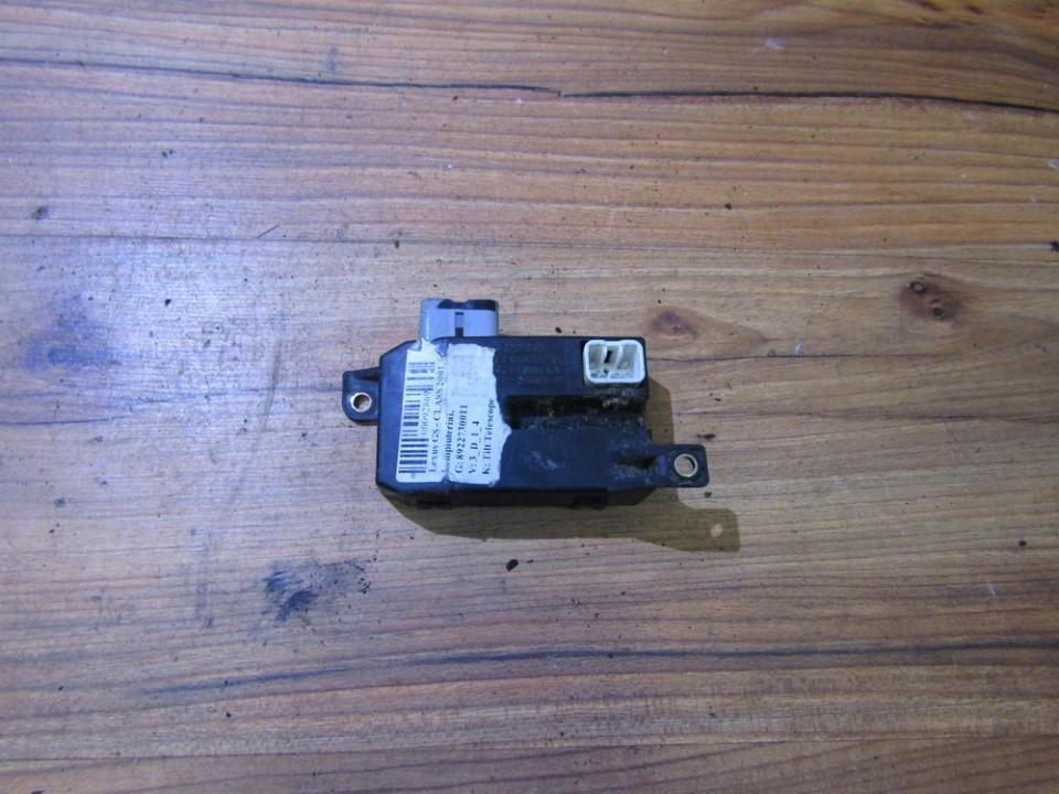 Kiti kompiuteriai 8922730011 nenustatytas Lexus GS - CLASS 2005 3.0