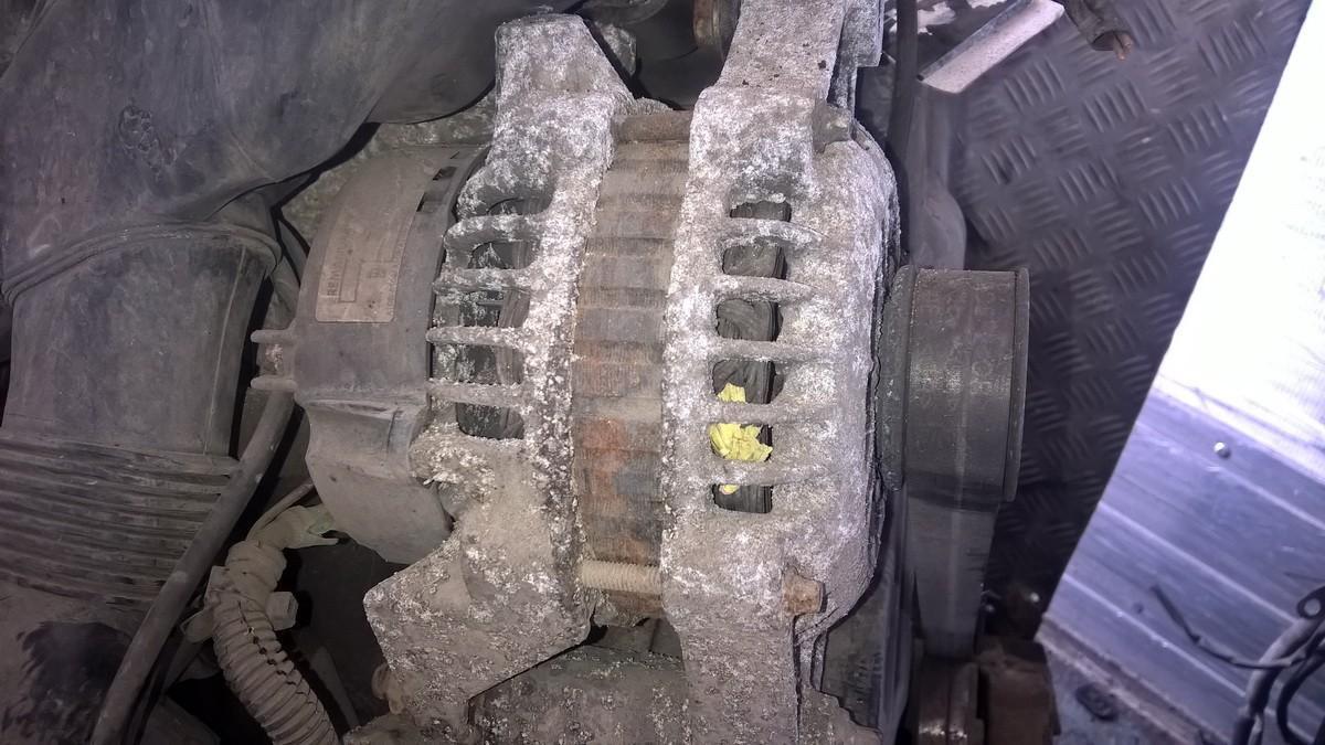Generatorius 0204003 3493848, 549090 Opel TIGRA 1997 1.4