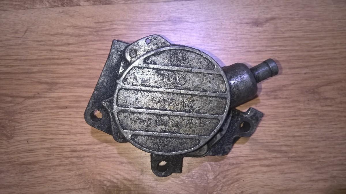 Stabdziu vakuumo siurblys 038145101b vapec14s Volkswagen GOLF 1992 1.4