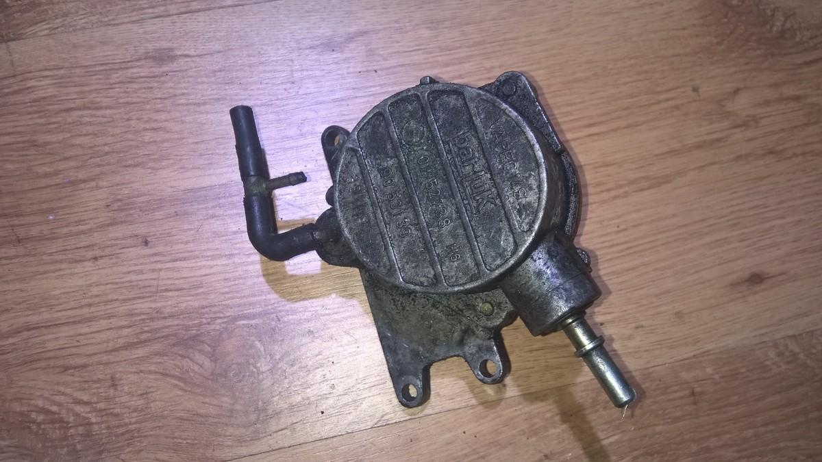 Stabdziu vakuumo siurblys 90531397 0252738 Opel ASTRA 2002 1.7