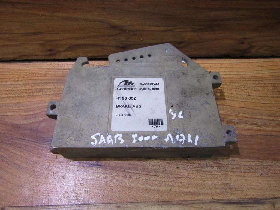 ABS Computer SAAB  9000 1994 - 1998