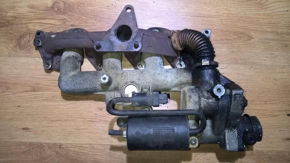 Intake manifold Renault  Laguna, 2001.03 - 2006.05