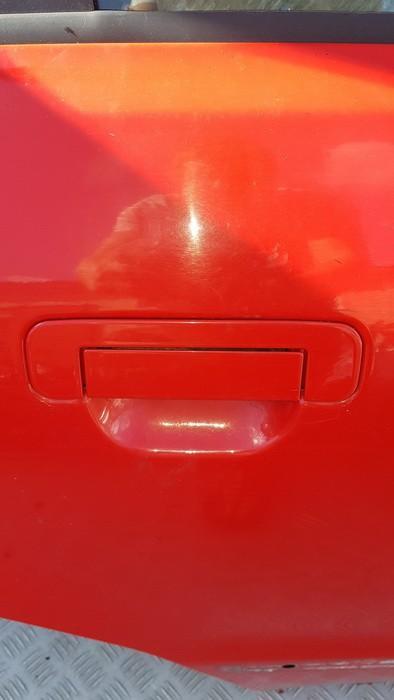 Door Handle Exterior, rear right side NENUSTATYTA nenustatyta Audi A4 2001 1.9