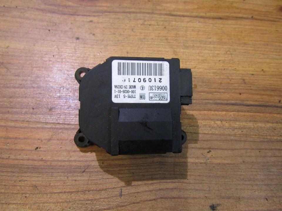 Peciuko sklendes varikliukas 21090710 006613u Opel VECTRA 2005 1.8