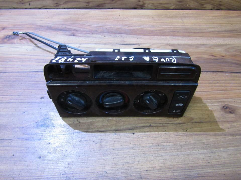 Climate Control Panel (heater control switches) Rover  600, 1993.08 - 1999.02