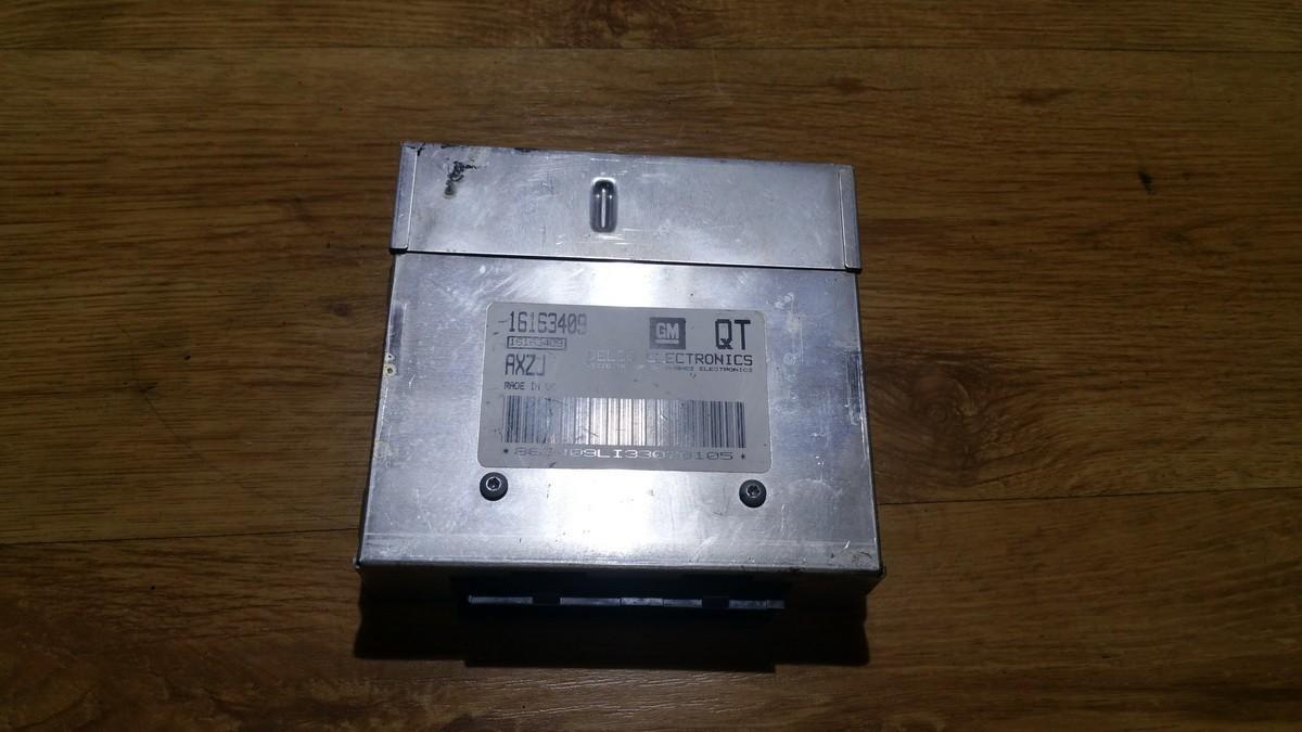 ECU Engine Computer  Opel  Corsa, B 1993.03 - 2000.09