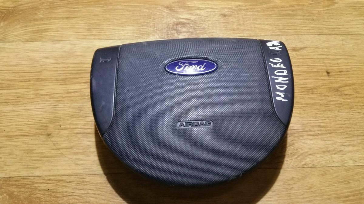 Подушка в руль SRS 1s71f042b85cbw 1s71-f042b85-cbw, 1616469901 Ford MONDEO 2001 2.0