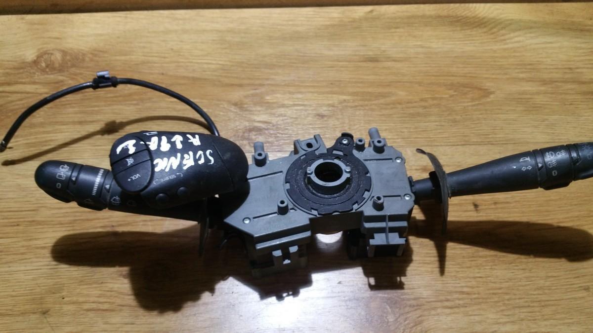 Steering Wheel Stalks and Hazard Switch  Renault  Scenic, 1996.01 - 1999.09