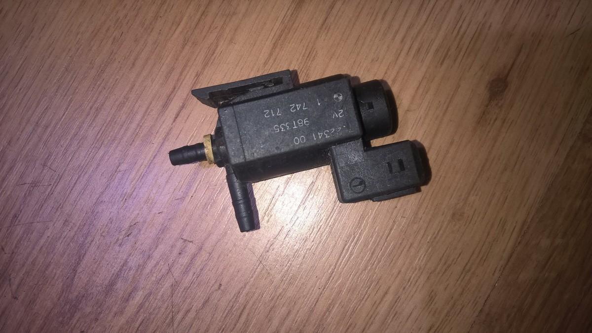 Selenoidas (Elektromagnetinis selenoidas) BMW  3-Series, E46 1998.02 - 2002.06
