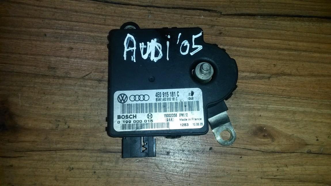 Other Sensor Audi A8 2005    4.2 0199000015