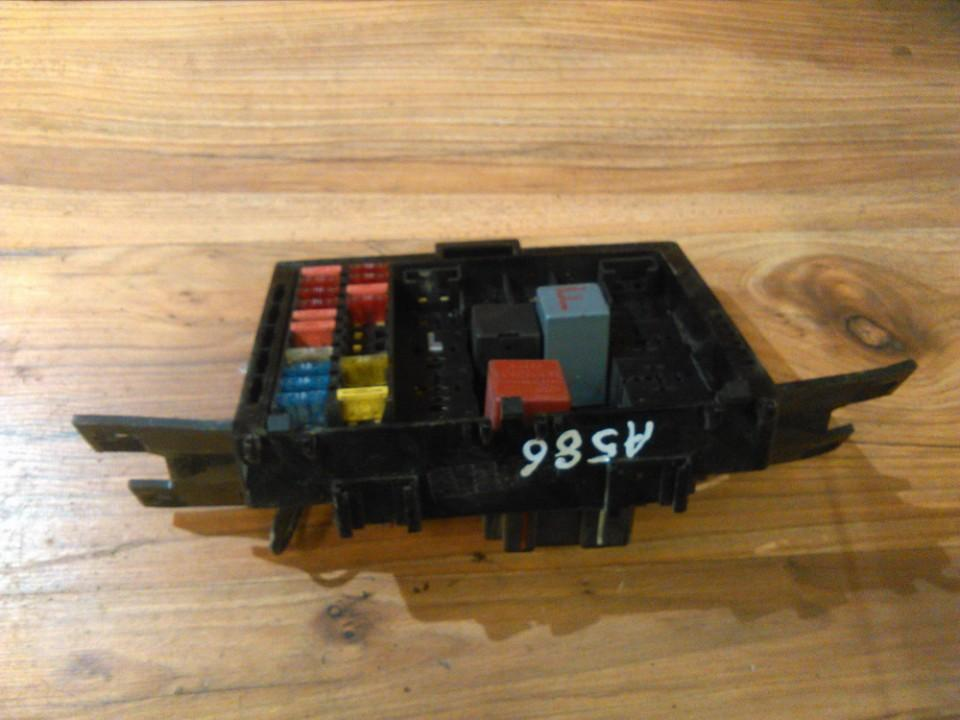 Saugikliu deze 90bg14a073aa nenustatytas Ford TRANSIT 1993 2.5