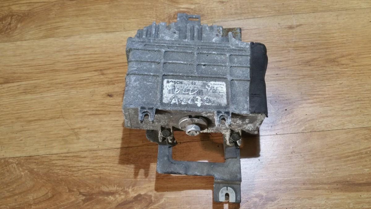 Variklio kompiuteris 0261203914 0261203915 Volkswagen POLO 2003 1.2