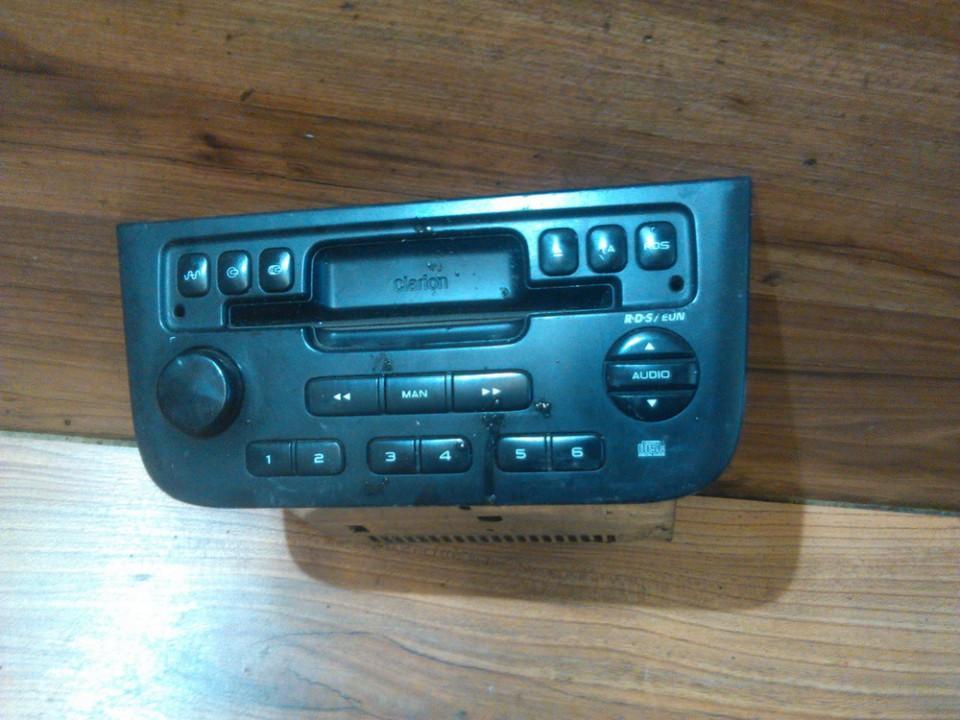 Automagnetola pu2381a rd3-00, 96462596zl Peugeot 406 1996 1.9