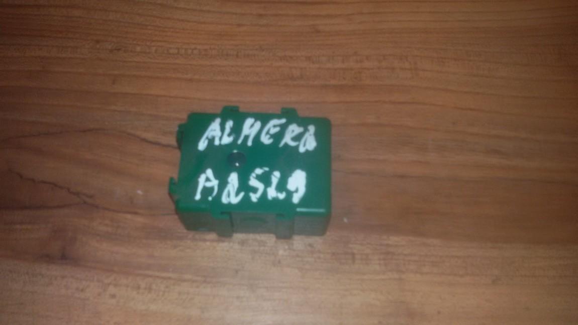Other computers NENUSTATYTA nenustatyta Nissan ALMERA 2002 2.2