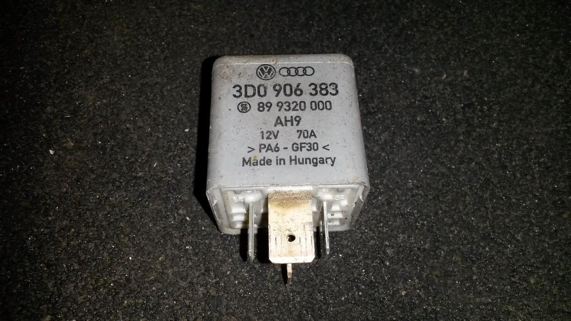 Блок электронный 3d0906383 899320000 Volkswagen GOLF 2007 1.9