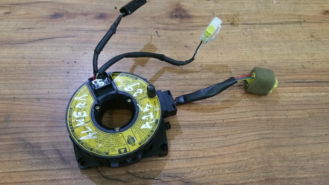 Vairo kasete - srs ziedas - signalinis ziedas NENUSTATYTA n/a Nissan ALMERA 2000 2.2