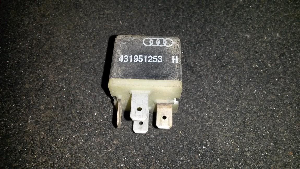 Rele 431951253h Nenustatyta Audi A4 1999 1.8