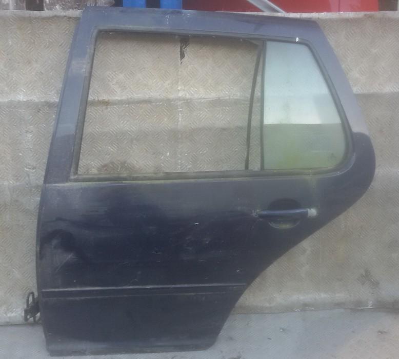 Durys G.K. NENUSTATYTA NENUSTATYTA Volkswagen GOLF 1992 1.4