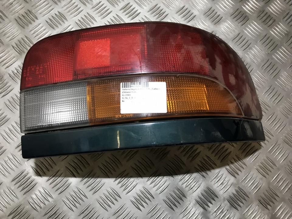 Galinis Zibintas G.D. 2184 nenustatytas Subaru IMPREZA 1995 1.8