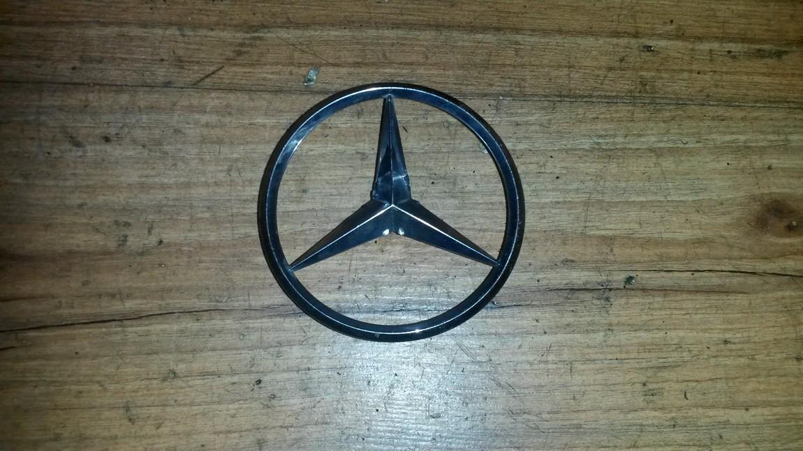 Mercedes-Benz  C-CLASS Rear Emblem