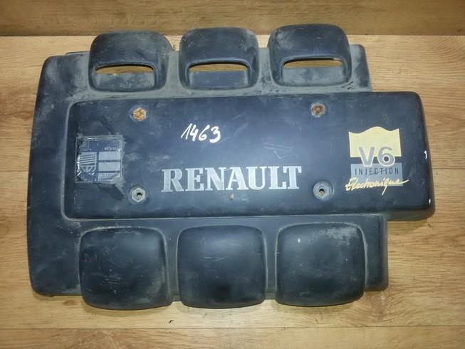 Variklio dekoratyvine apsauga 7700861554 nenustatyta Renault ESPACE 2002 2.2