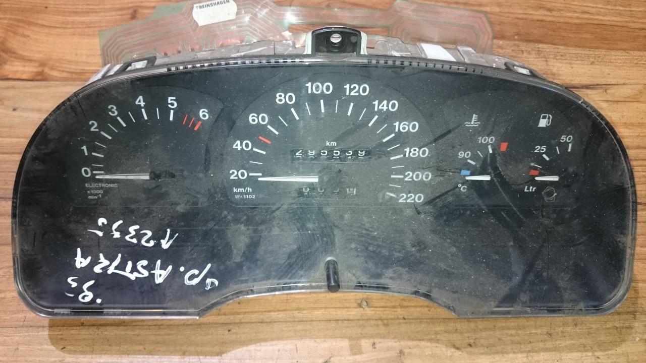 Щиток приборов - Автомобильный спидометр NENUSTATYTA NERA Opel ASTRA 1998 2.0
