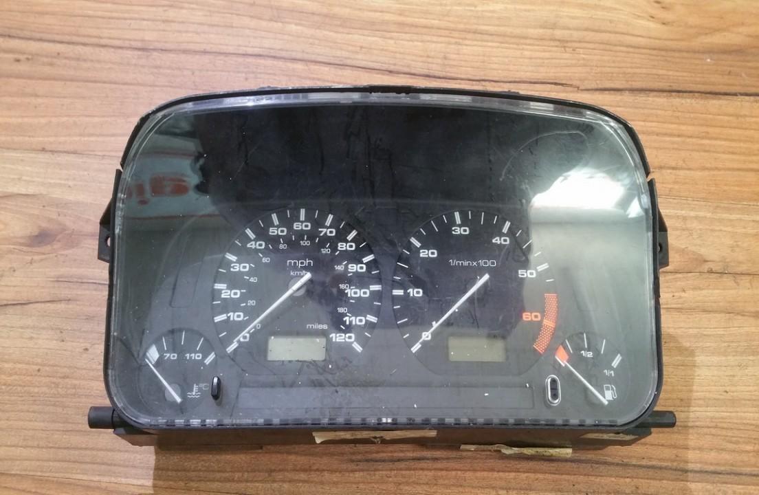 Speedometers - Cockpit - Speedo Clocks Instrument 87001323 88311235 Volkswagen CADDY 2010 2.0