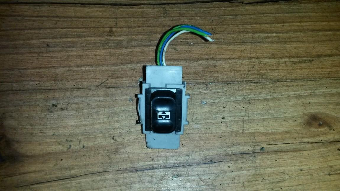 Stiklo valdymo mygtukas (lango pakeliko mygtukai) 9641707580 nenustatyta Citroen XSARA PICASSO 2000 2.0