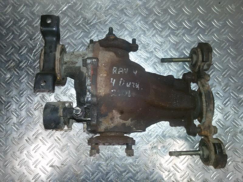 Rear differential assembly NENUSTATYTA NENUSTATYTA Toyota RAV-4 2003 2.0