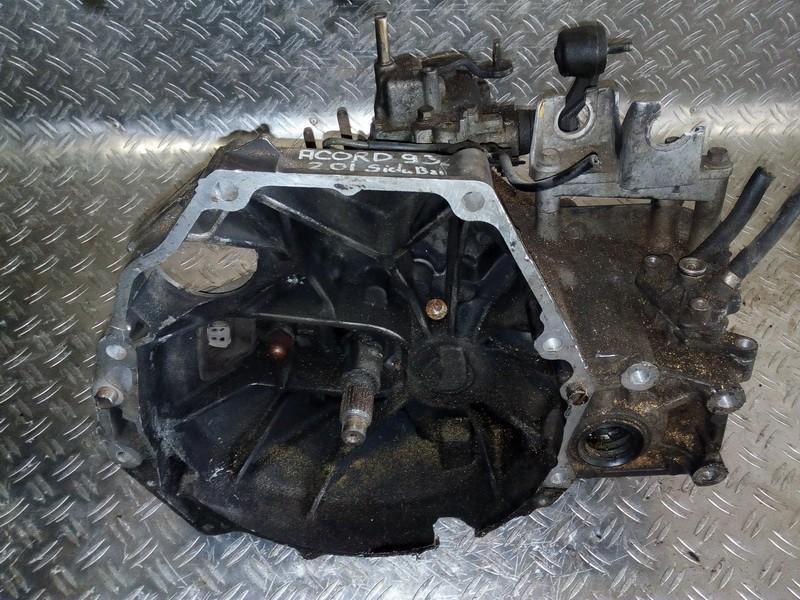 коробка переключения передач n2c4 n2c4-1006697 Honda ACCORD 1996 1.8