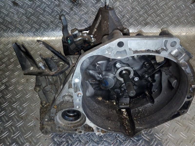 Коробка передач 8200247902 cejhqcg Nissan NOTE 2008 1.4