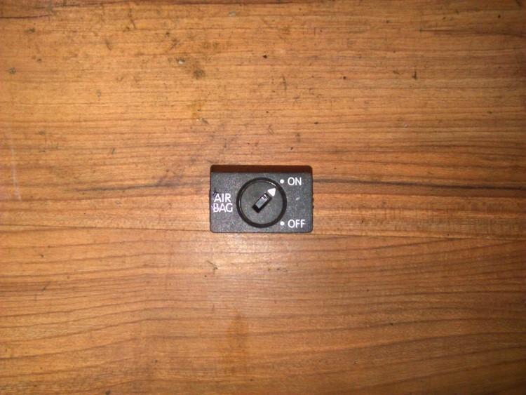 AIRBAG (SRS) isjungimo - ijungimo  mygtukas 1k0919237c nenustatytas Skoda OCTAVIA 2007 2.0