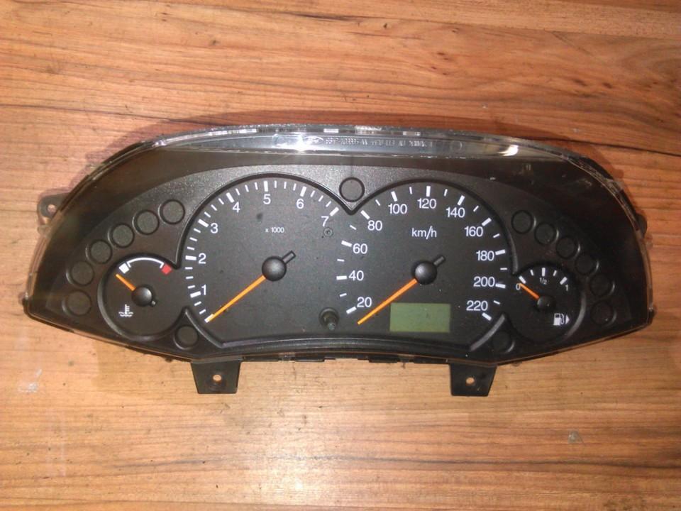Щиток приборов - Автомобильный спидометр 98ap10841bc nenustatytas Ford FOCUS 2004 1.8