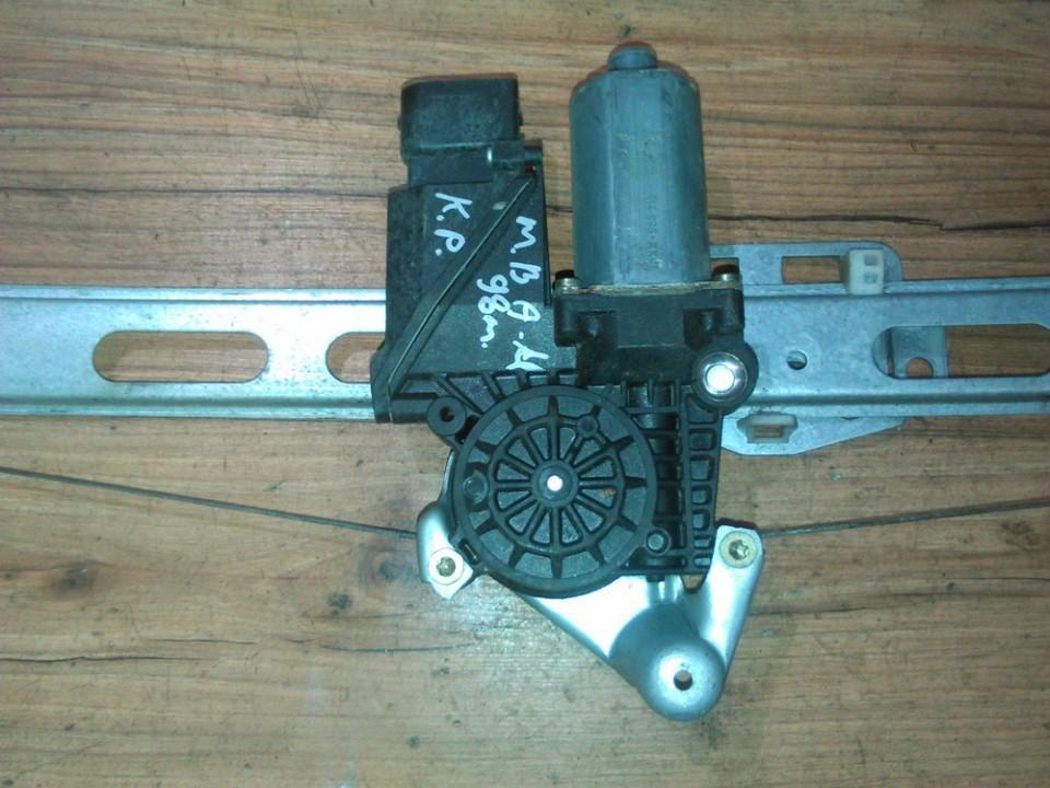 Window Motor Front Left 114898xxx 101155-300 Mercedes-Benz A-CLASS 1998 1.7