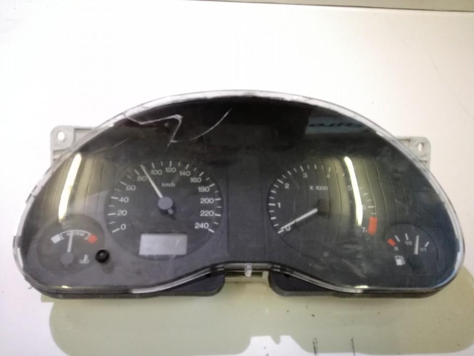 Speedometers - Cockpit - Speedo Clocks Instrument 95VW10849BC 0622 VM82809 Ford GALAXY 1996 2.0