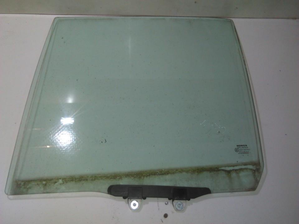 Duru stiklas G.K. nenustatytas nenustatytas Honda CR-V 2003 2.0