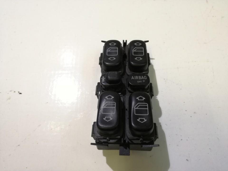 Stiklo valdymo mygtukas (lango pakeliko mygtukai) 1688202810 03 75 32 00 Mercedes-Benz A-CLASS 1998 1.7