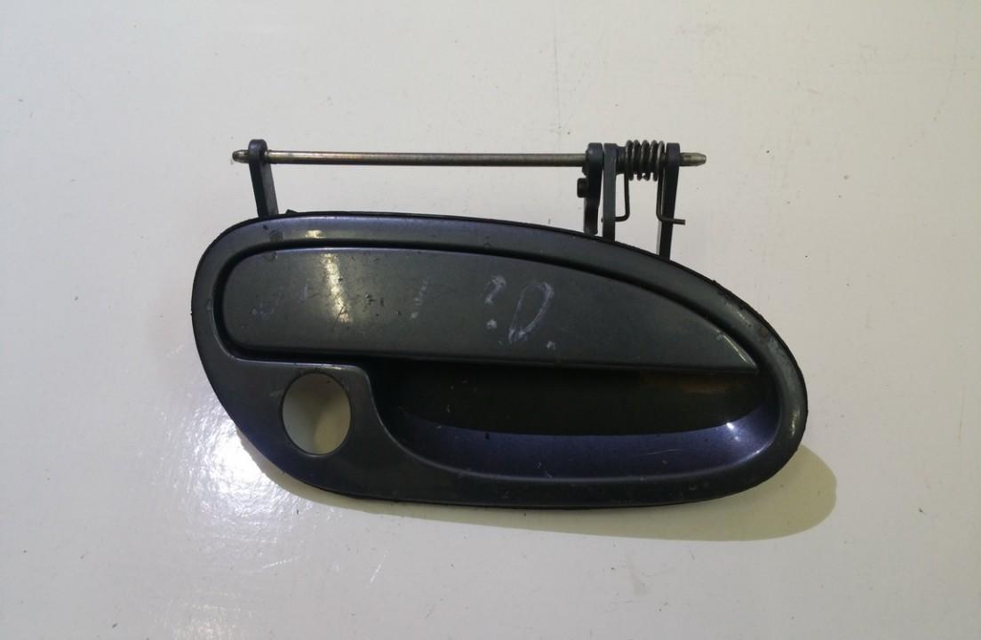 Duru isorine rankenele P.D. NENUSTATYTA n/a Opel OMEGA 1994 2.5