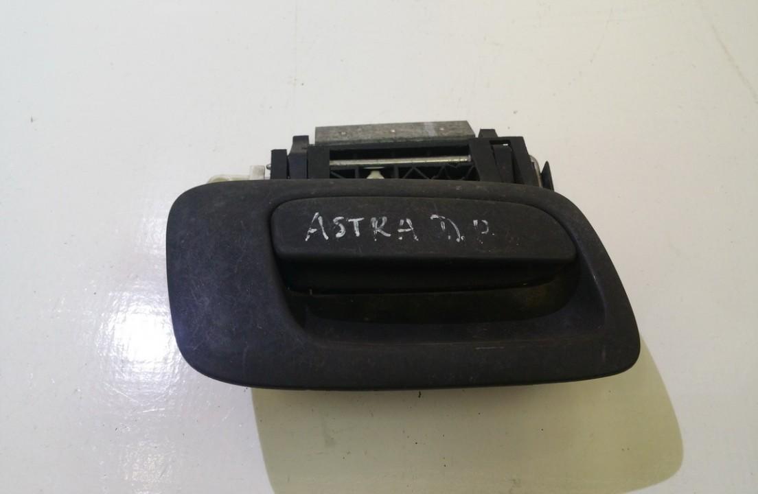 Duru isorine rankenele G.D. NENUSTATYTA n/a Opel ASTRA 1998 2.0