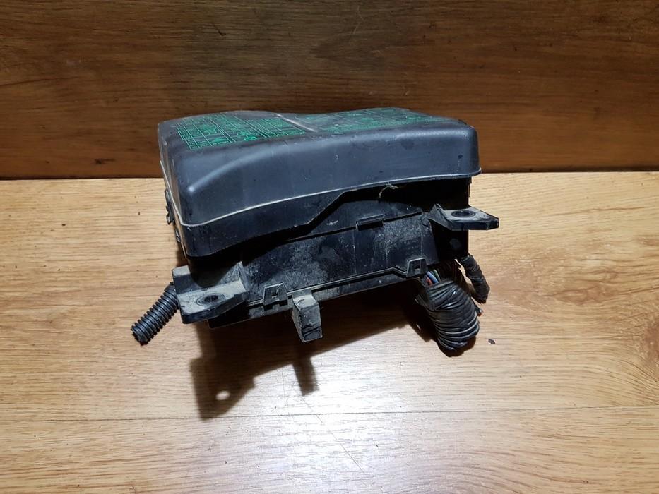 Fuse box  NENUSTATYTA nenustatyta Mitsubishi CARISMA 1996 1.6