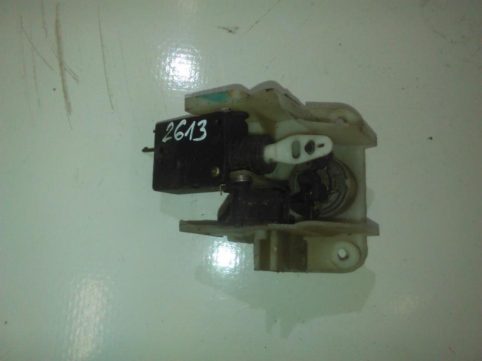 Rear lid lock (BOOT LOCK) nenustatytas nenustatytas Opel VECTRA 2006 1.9