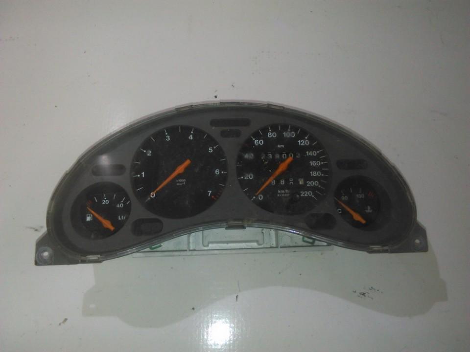 Spidometras - prietaisu skydelis 81117906 90534403 Opel TIGRA 1995 1.6