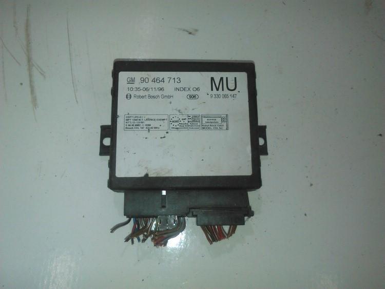 Kiti kompiuteriai 90464713 9330065147 Opel VECTRA 2002 1.8