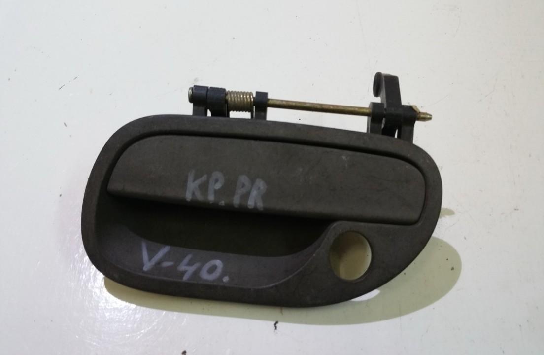 Duru isorine rankenele P.K. NENUSTATYTA n/a Volvo V40 1996 2.0