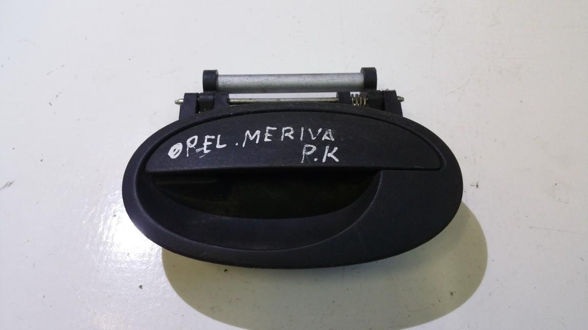Duru isorine rankenele P.K. 22175 n/a Opel MERIVA 2013 1.7